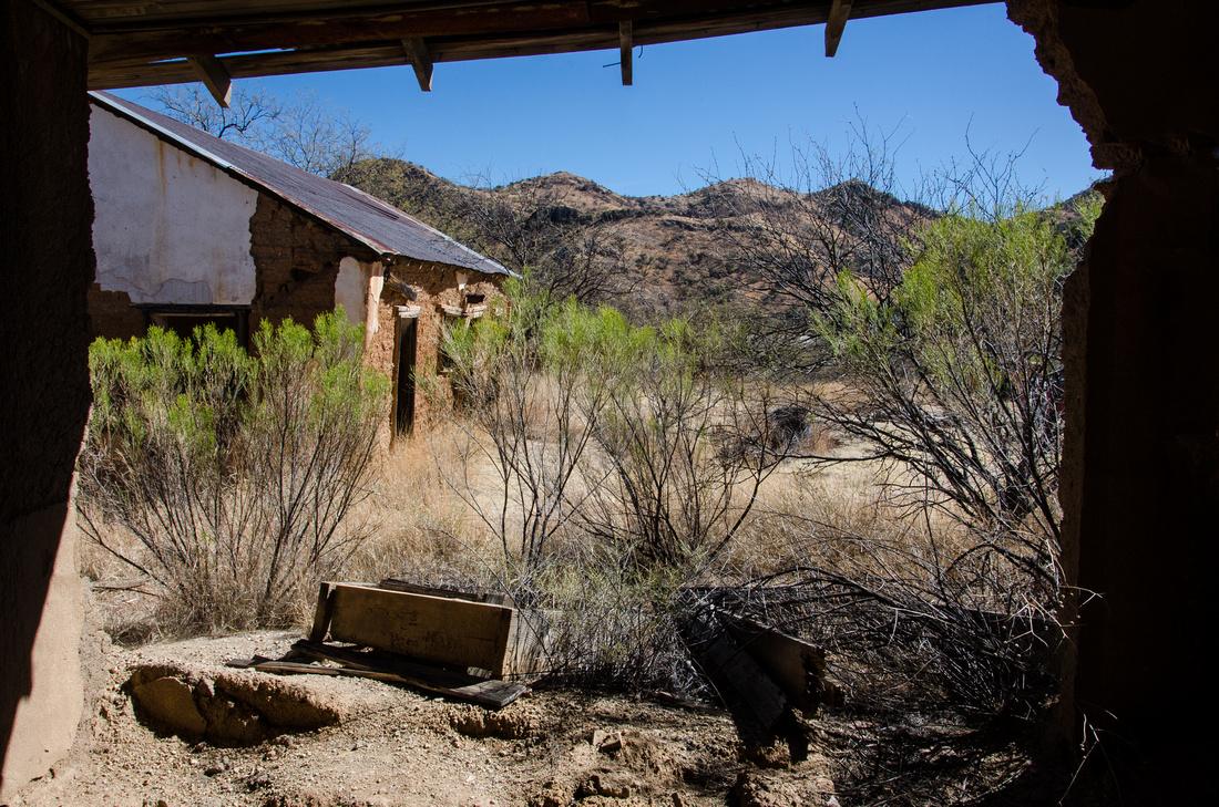 Ruby Bunkhouse, AZ