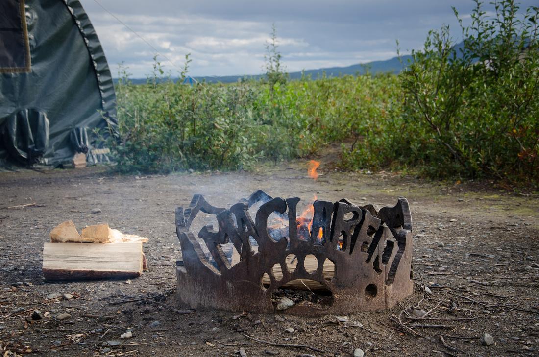 Maclaren Campfire
