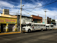 Buses, Nogales, Mexico