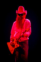 Billy Gibbons, red Ⓒ John Levandoski, Camera Pro Inc