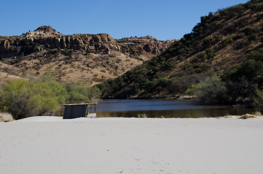 The Beach At Ruby, AZ