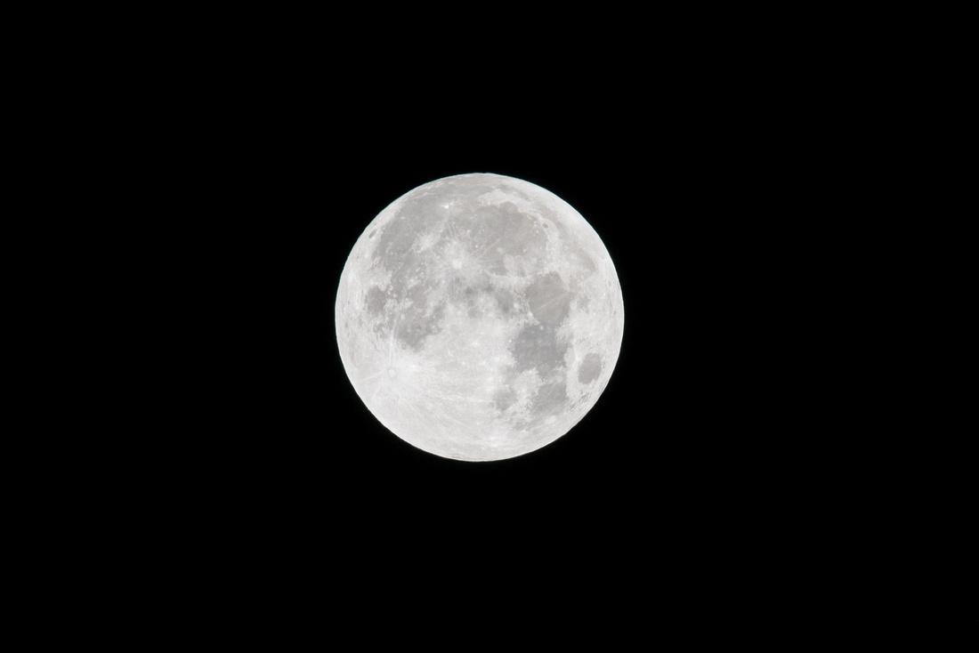 Super-Blue Moon